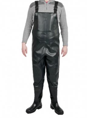 Вешалка для трикотажной одежды черная